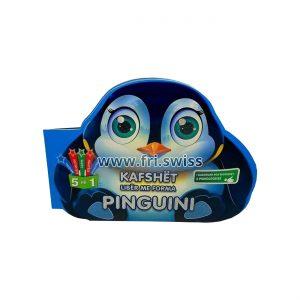 Libër për fëmijë PINGUINI