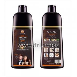 Shampon me vaj Argani kundër thinjave 2