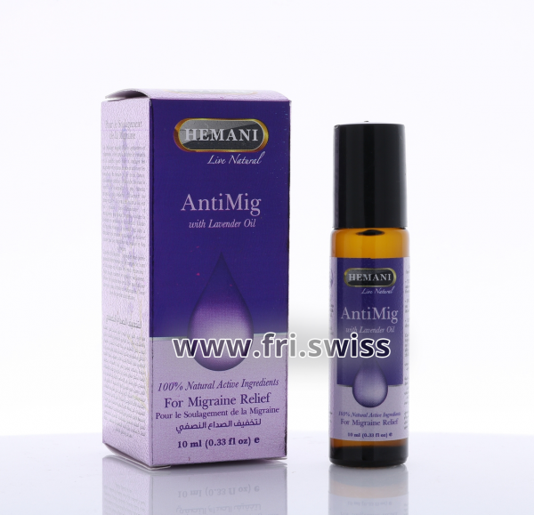Vaj AntiMig kundër migrenës